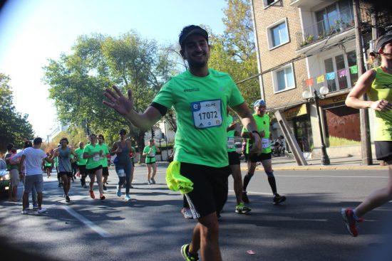Fotos del Maratón de Santiago 2015 127