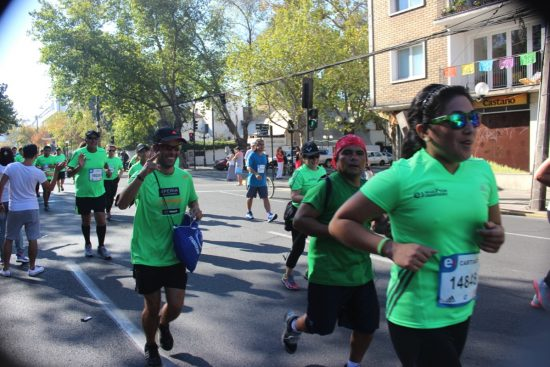 Fotos del Maratón de Santiago 2015 8