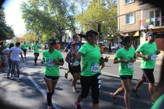 Fotos del Maratón de Santiago 2015 130