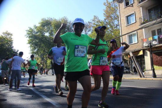 Fotos del Maratón de Santiago 2015 138