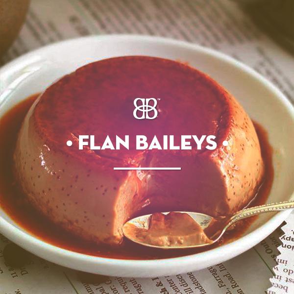 Flan- BAILEYS 2