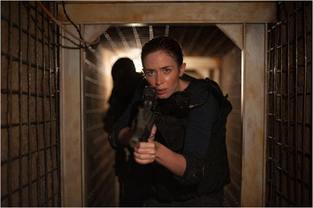 Sicario: un thriller policial con Emily Blunt 1