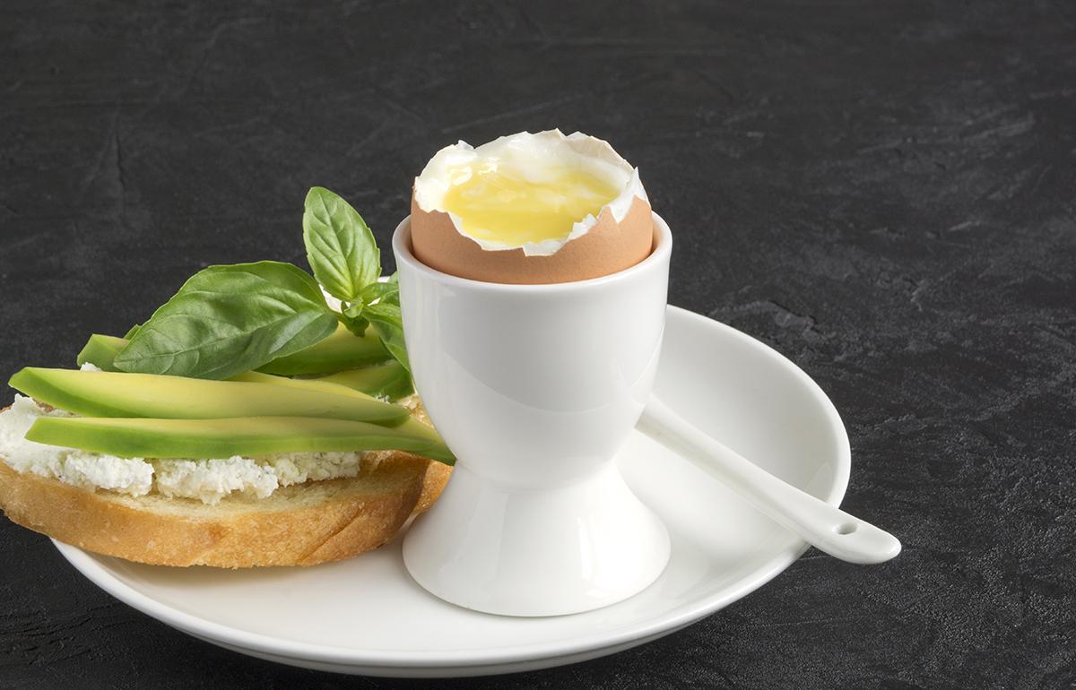 Huevo a la copa