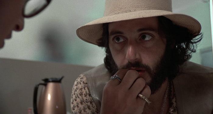 Al Pacino en Serpico vs. Robert De Niro en Taxi Driver 12