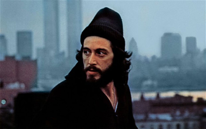 Al Pacino en Serpico vs. Robert De Niro en Taxi Driver 8