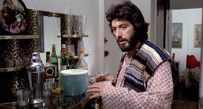 Al Pacino en Serpico vs. Robert De Niro en Taxi Driver 7