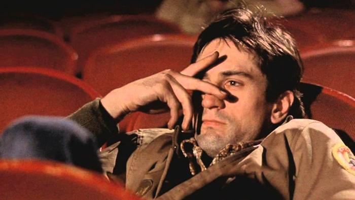 Al Pacino en Serpico vs. Robert De Niro en Taxi Driver 3