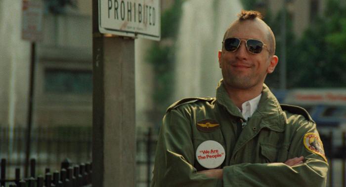 Al Pacino en Serpico vs. Robert De Niro en Taxi Driver 4