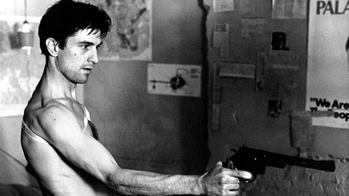 Al Pacino en Serpico vs. Robert De Niro en Taxi Driver 5