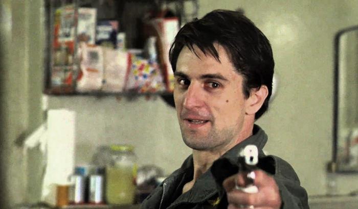 Al Pacino en Serpico vs. Robert De Niro en Taxi Driver 6