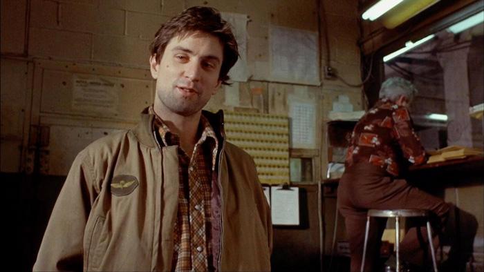 Al Pacino en Serpico vs. Robert De Niro en Taxi Driver 1