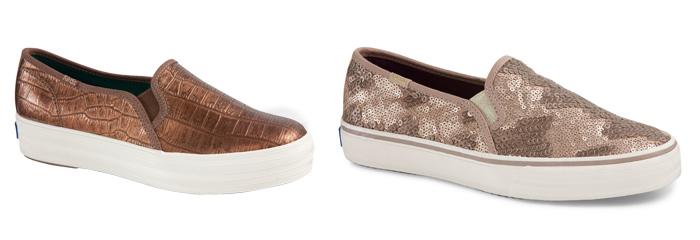 zapatos keds de mujer