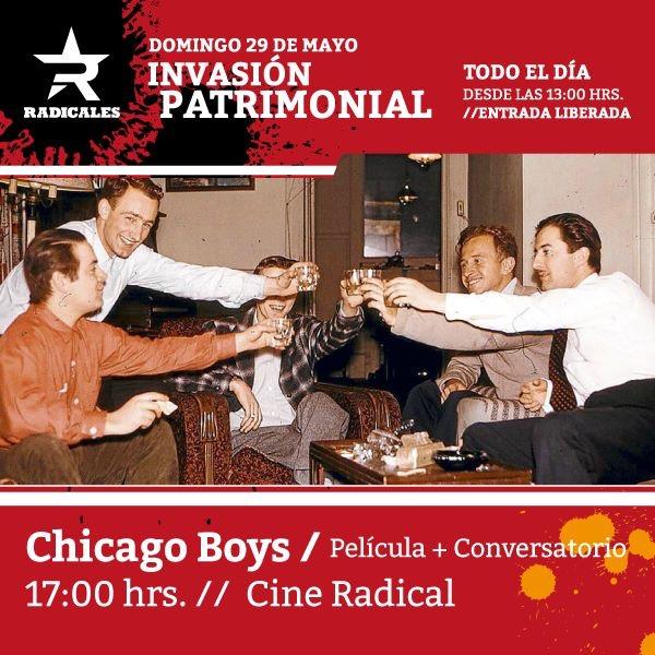 Invasión patrimonial en Radicales 8