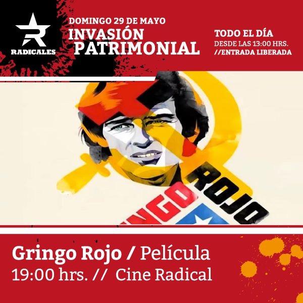 Invasión patrimonial en Radicales 7