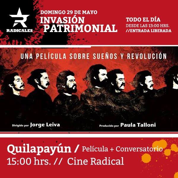 Invasión patrimonial en Radicales 6