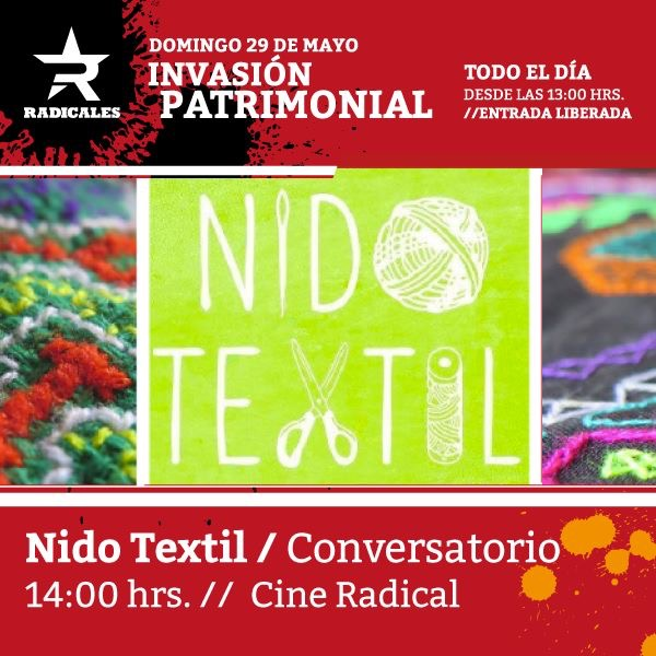 Invasión patrimonial en Radicales 9