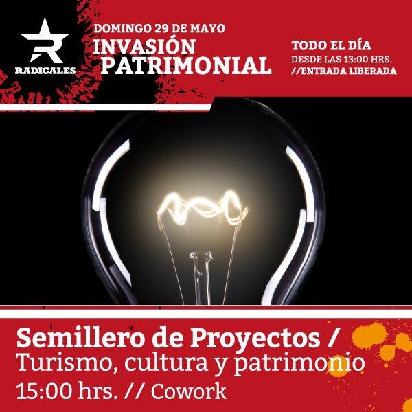 Invasión patrimonial en Radicales 18