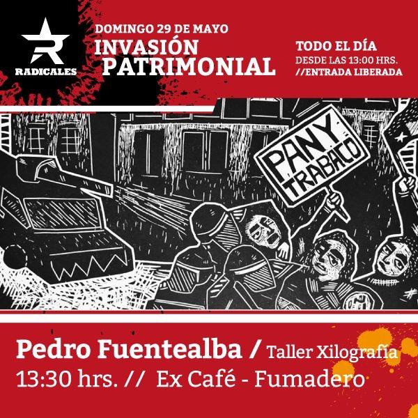 Invasión patrimonial en Radicales 3