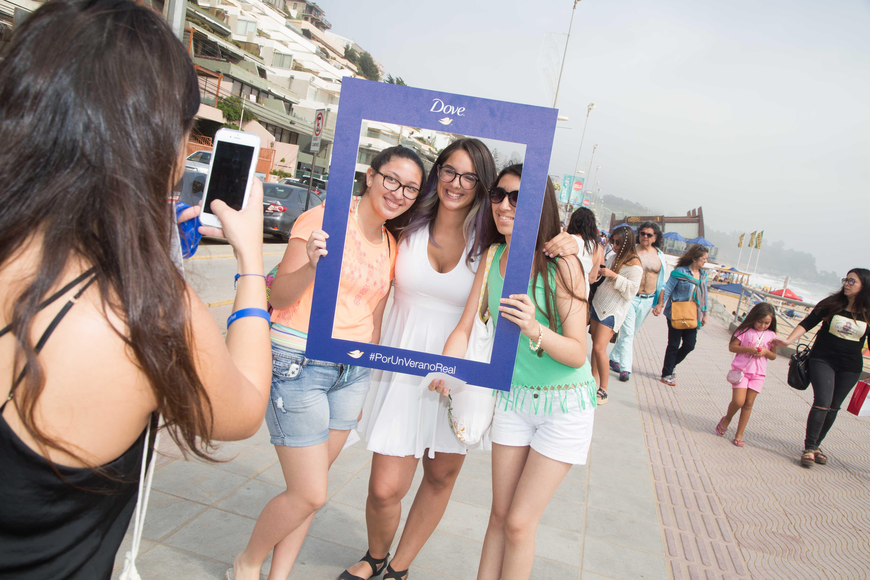 Las mujeres reales y la publicidad en verano 6