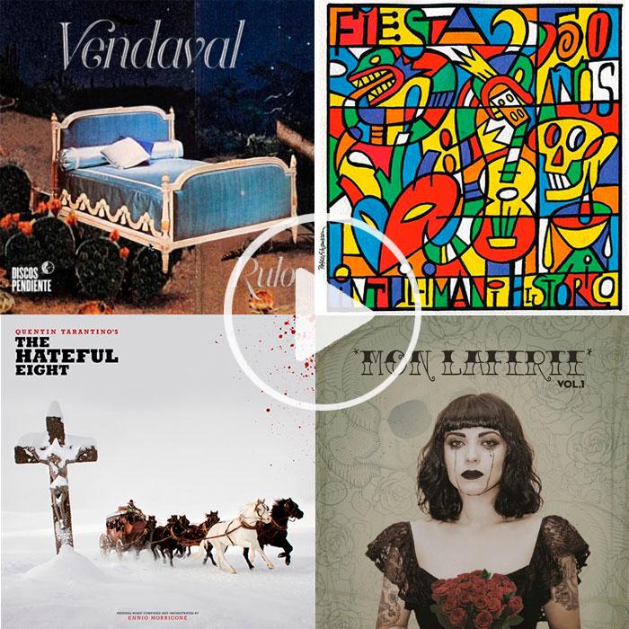 Música chilena, cine y libros en las recomendaciones musicales de Mauricio Jürgensen