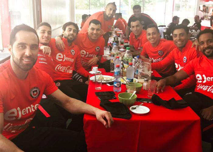 Quién es tu jugador favorito de la selección chilena