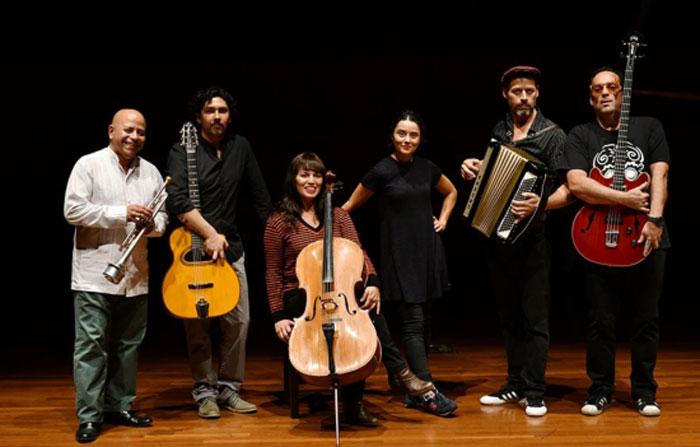 La Regia Orquesta homenajeará a Andrés Pérez en el GAM 1
