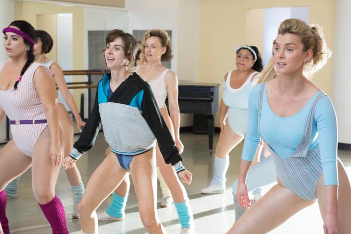 Quiero verla: las primeras imágenes de Glow, la nueva serie con Alison Brie 1