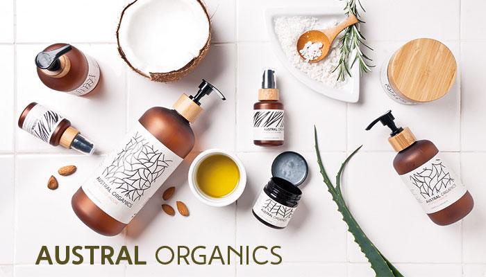 Austral Organics, cosmética orgánica chilena 1