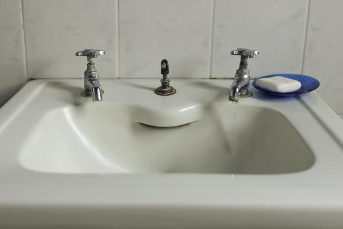 Era broma, ¿cierto?: Aguas Andinas y un nuevo corte de agua en la RM por lluvias 1
