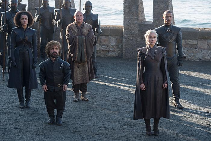 Primeras imágenes de la séptima temporada de Game Of Thrones 1