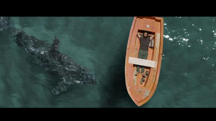 El faro de la orcas, una película sobre el verdadero amante de las orcas, Beto Bubas 1