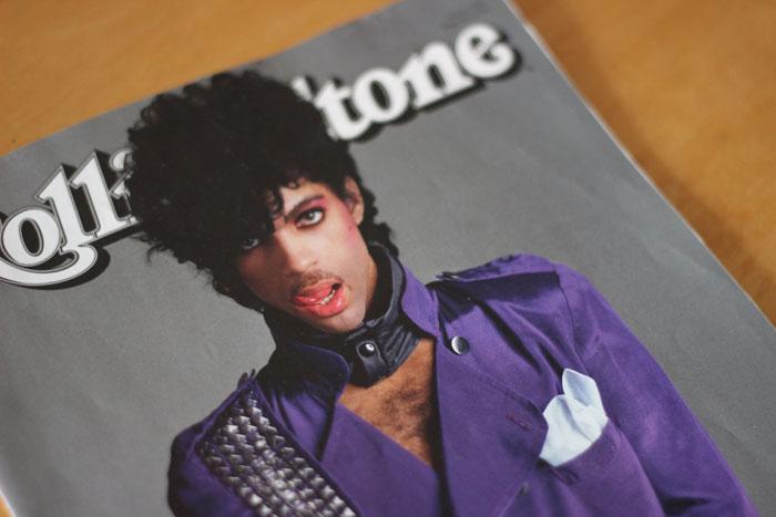 Prince y la publicación de un EP a un año de su muerte 1