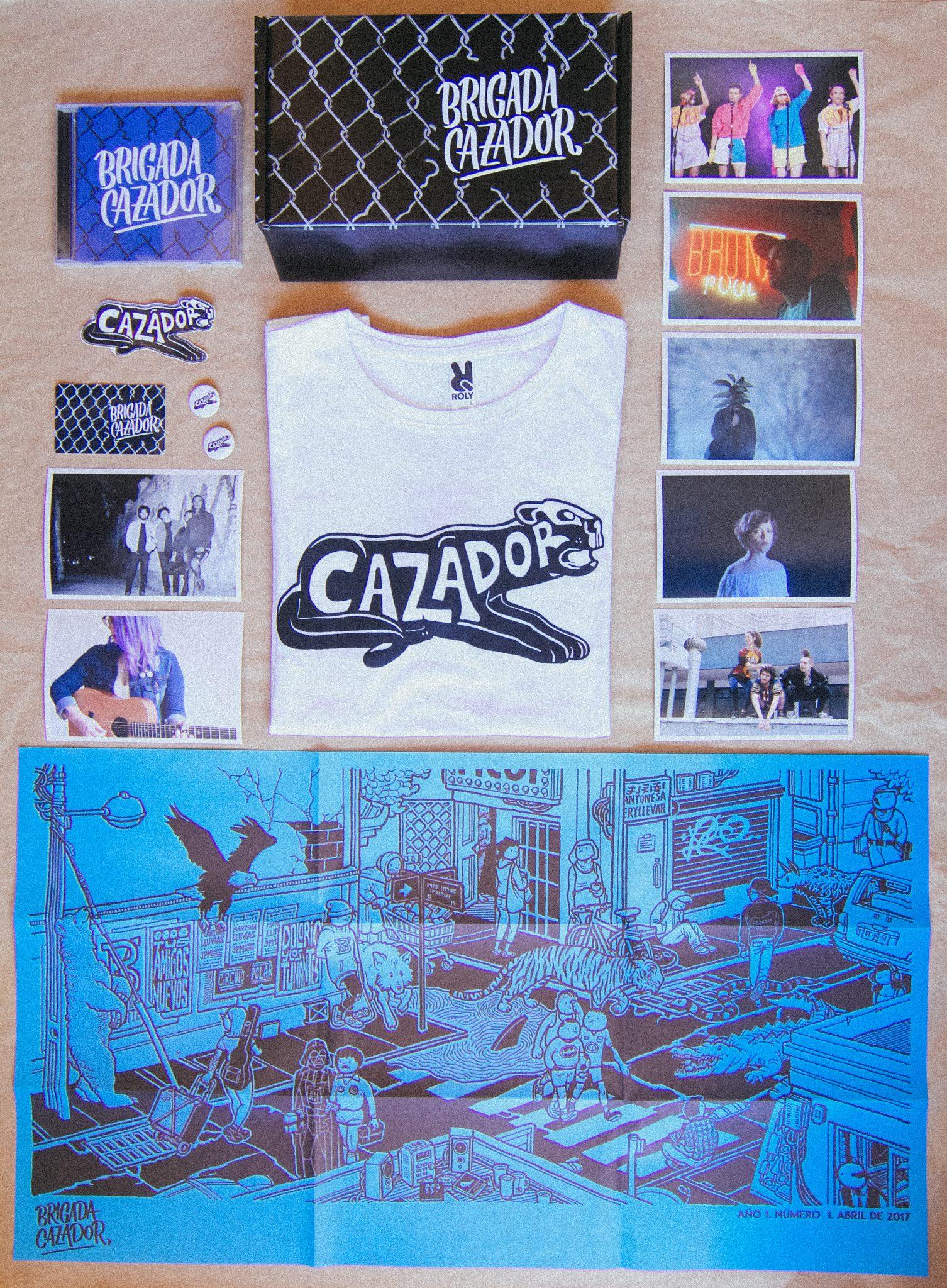 Brigada Cazador: un club para amantes de la música 2