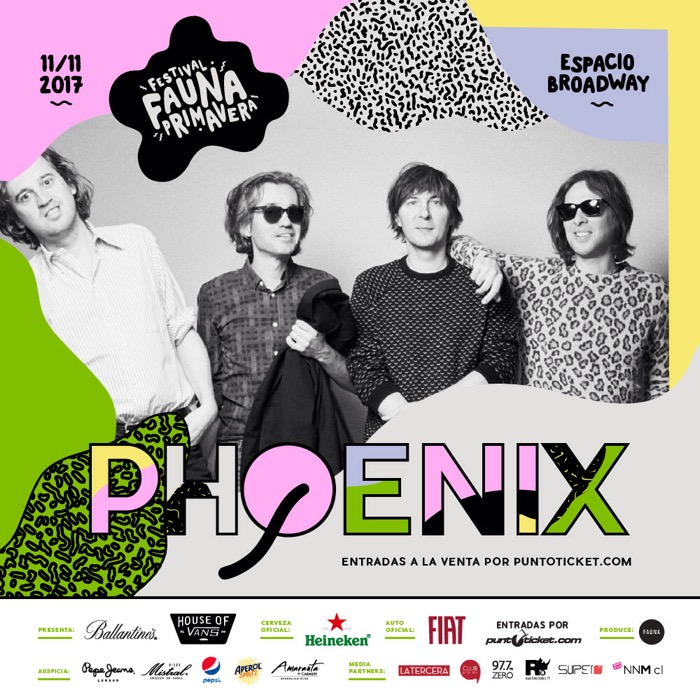 Phoenix en Chile