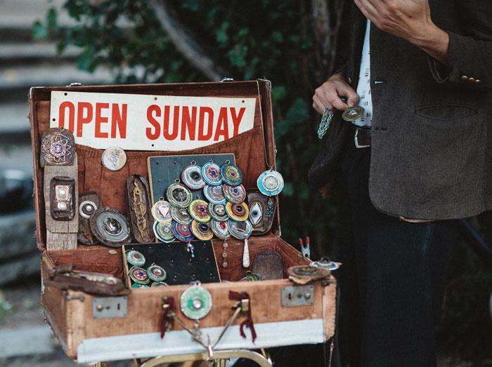 7 ideas para un domingo algo feliz