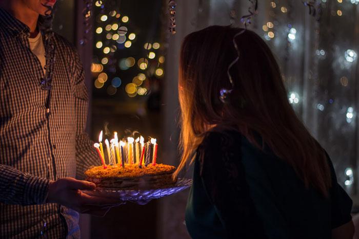 ¿Cuáles han sido tus cumpleaños clave? 1
