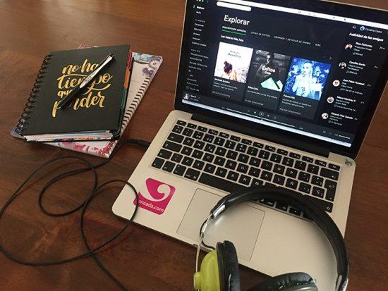 Trabajar con música, ¿sí o no? 1