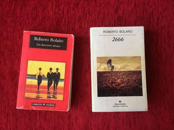 Club de lectura | Bolaño: Los detectives salvajes y 2666 1