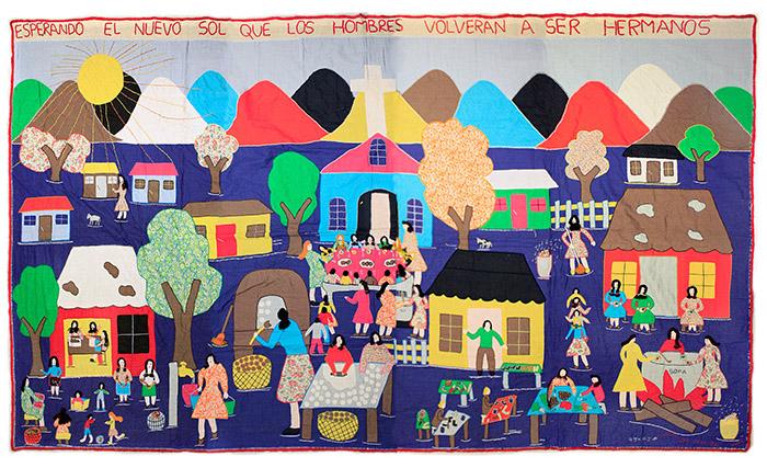Bordar: más que un arte, una forma colectiva de expresión política 3