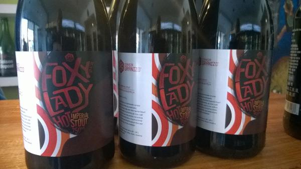 Granizo Foxy Lady
