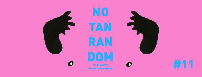 Rhapsody in Blue y otras sorpesas en No Tan Random #11, un playlist nuevo cada semana