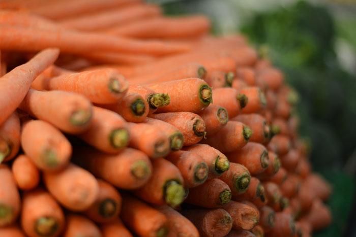 Recetas de verduras para untar en el picoteo