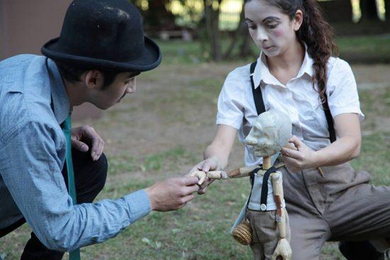 Entrevista: Valentina Escorza, la primera chilena en el Cirque du Soleil 2