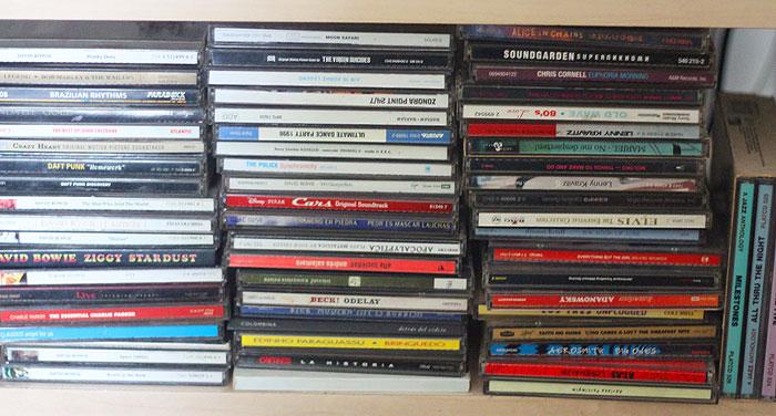 Qué hacer con los cd's