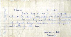 cartas y postales del Museo de la Memoria