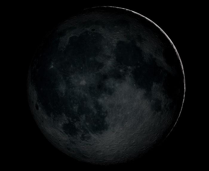 Luna nueva, el momento de renovar energías y reafirmar propósitos 1