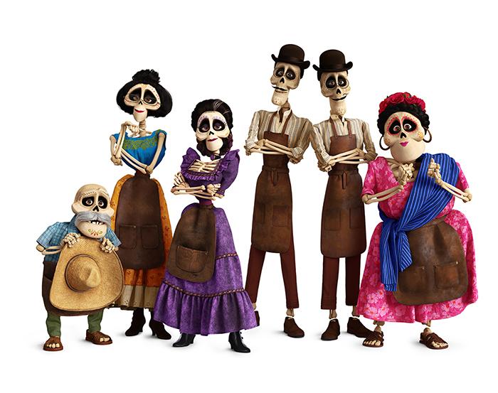 Coco, la película de Pixar sobre México y sus tradiciones 2