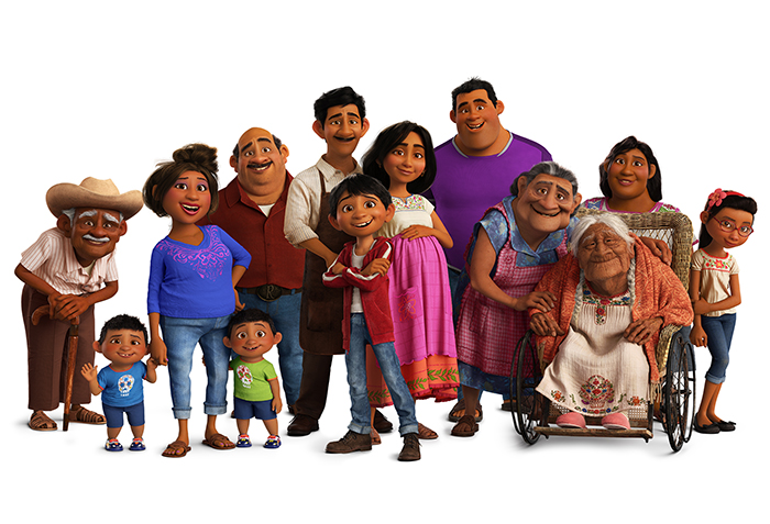 Coco, la película de Pixar sobre México y sus tradiciones 1