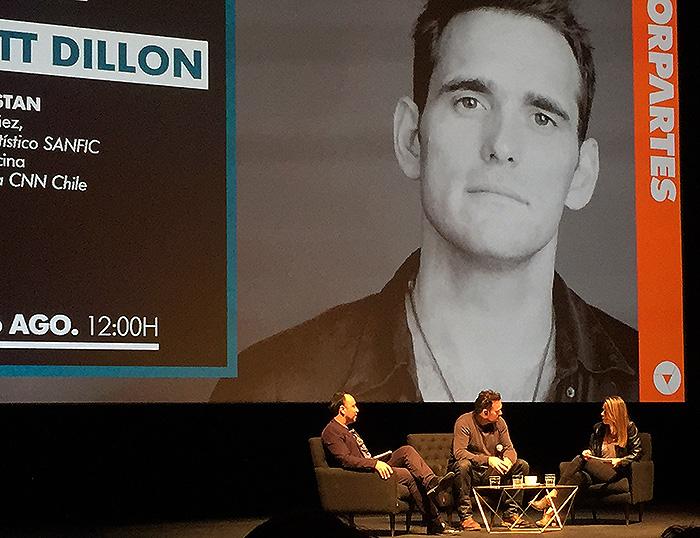 Matt Dillon, sus películas, sus directores y su próximo documental sobre música cubana 1