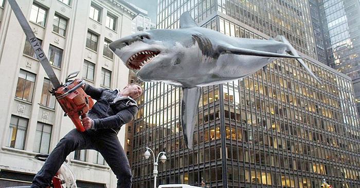 Sharknado, la mejor/peor película de desastres 1